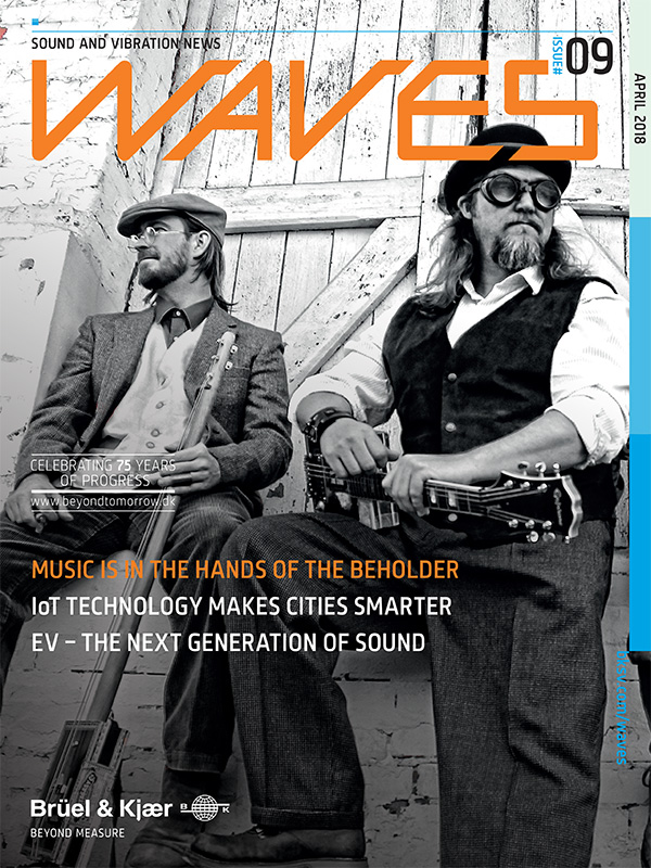 Waves Magazine 09 - 2018